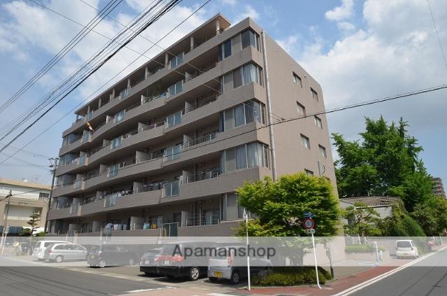 鹿児島県鹿児島市、武之橋駅徒歩6分の築21年 6階建の賃貸マンション