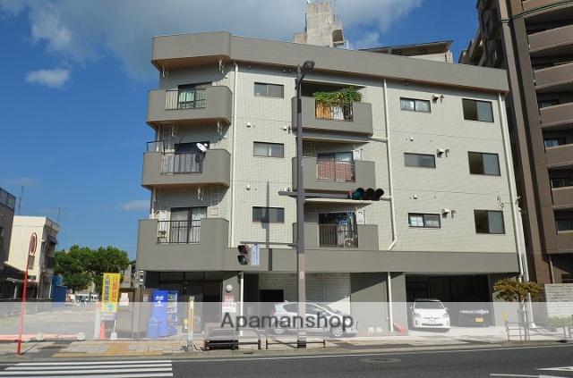 鹿児島県鹿児島市の築32年 5階建の賃貸マンション