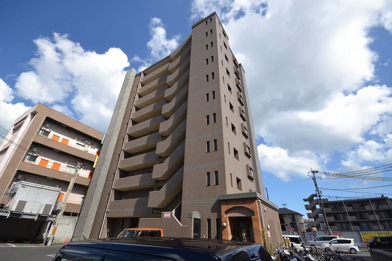 鹿児島県鹿児島市、南鹿児島駅徒歩5分の築12年 10階建の賃貸マンション