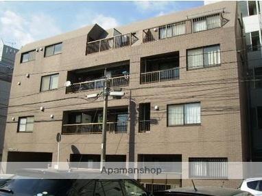 鹿児島県鹿児島市、騎射場駅徒歩7分の築12年 4階建の賃貸マンション