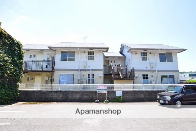 鹿児島県鹿児島市、市役所前駅徒歩35分の築24年 2階建の賃貸アパート