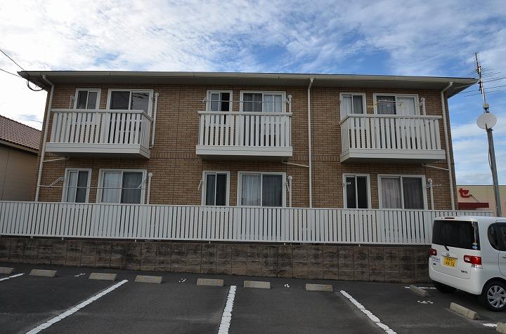 鹿児島県鹿児島市、鹿児島駅徒歩99分の築8年 2階建の賃貸アパート