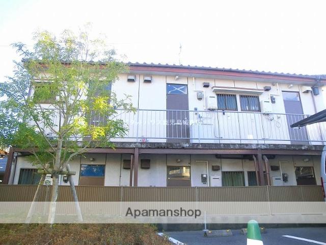 鹿児島県鹿児島市、市役所前駅徒歩36分の築35年 2階建の賃貸アパート
