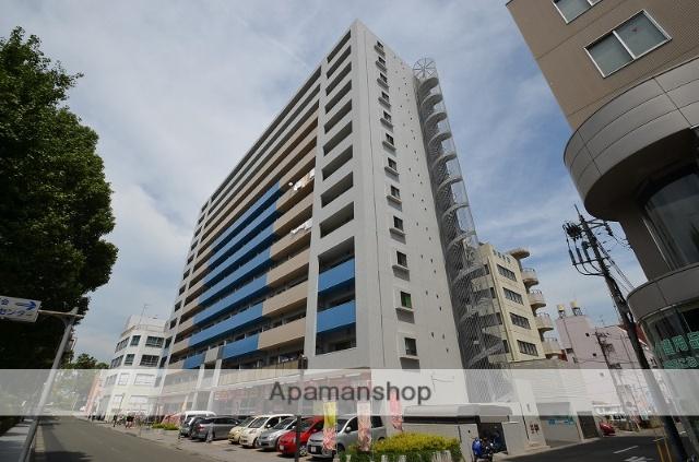 鹿児島県鹿児島市、鹿児島中央駅徒歩8分の築8年 13階建の賃貸マンション
