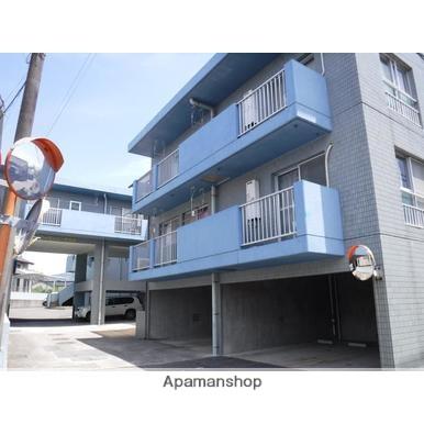 鹿児島県鹿児島市、竜ケ水駅徒歩103分の築20年 3階建の賃貸マンション