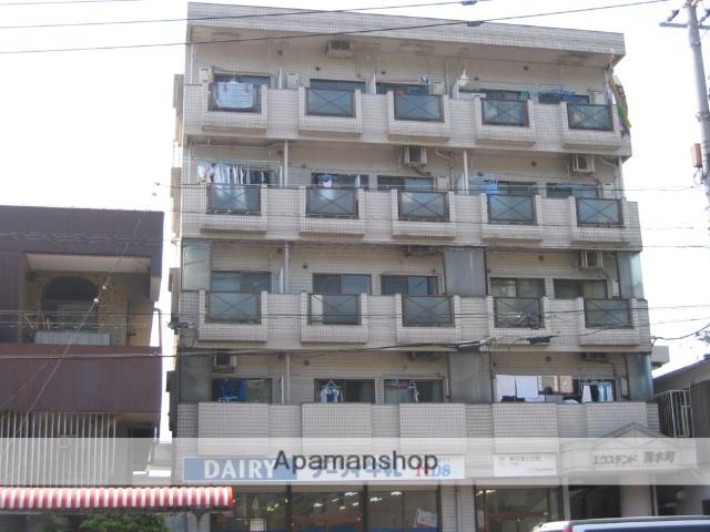 鹿児島県鹿児島市、鹿児島駅徒歩13分の築28年 5階建の賃貸マンション