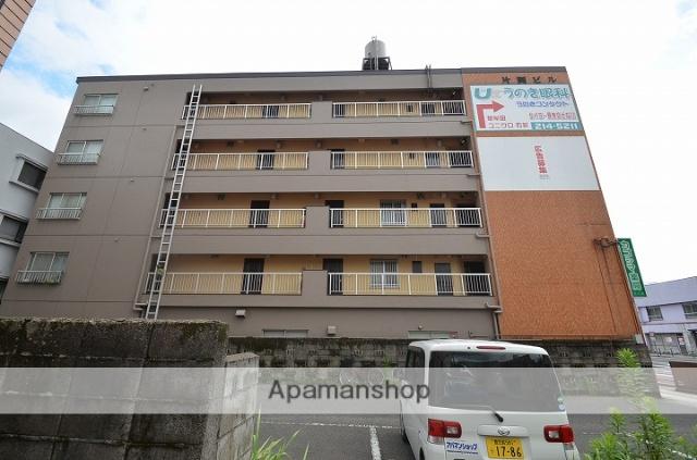 鹿児島県鹿児島市、鹿児島駅前駅徒歩44分の築37年 5階建の賃貸マンション