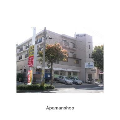 鹿児島県鹿児島市、市立病院前駅徒歩20分の築29年 4階建の賃貸マンション