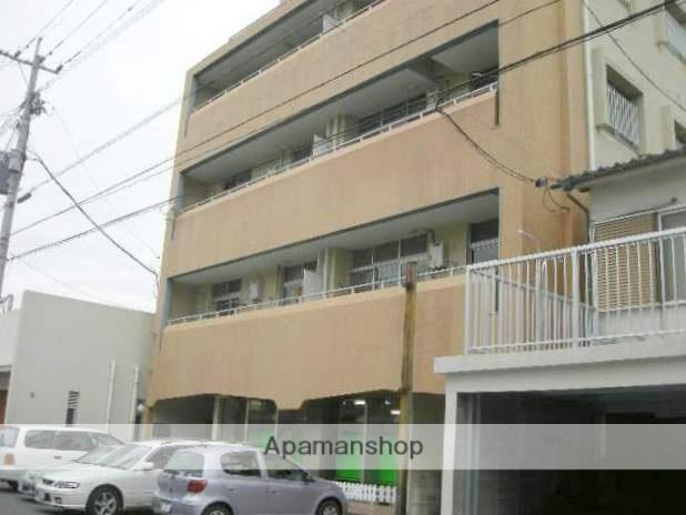 鹿児島県鹿児島市、二中通駅徒歩13分の築41年 4階建の賃貸マンション