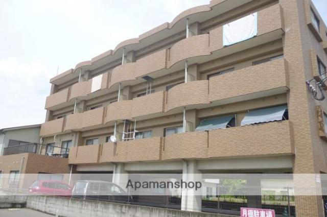 鹿児島県鹿児島市の築18年 4階建の賃貸マンション