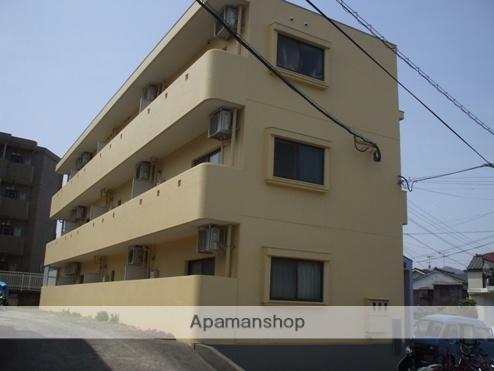 鹿児島県鹿児島市、谷山駅徒歩4分の築25年 3階建の賃貸マンション
