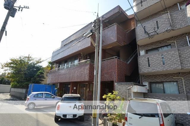 鹿児島県鹿児島市、鴨池駅徒歩4分の築35年 3階建の賃貸マンション
