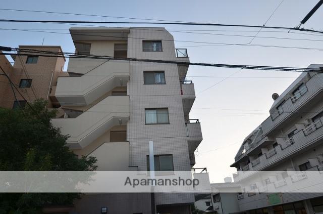 鹿児島県鹿児島市、二中通駅徒歩9分の築21年 5階建の賃貸マンション