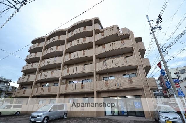 鹿児島県鹿児島市、宇宿駅徒歩3分の築22年 5階建の賃貸マンション