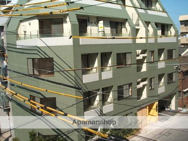 鹿児島県鹿児島市、騎射場駅徒歩6分の築9年 6階建の賃貸マンション