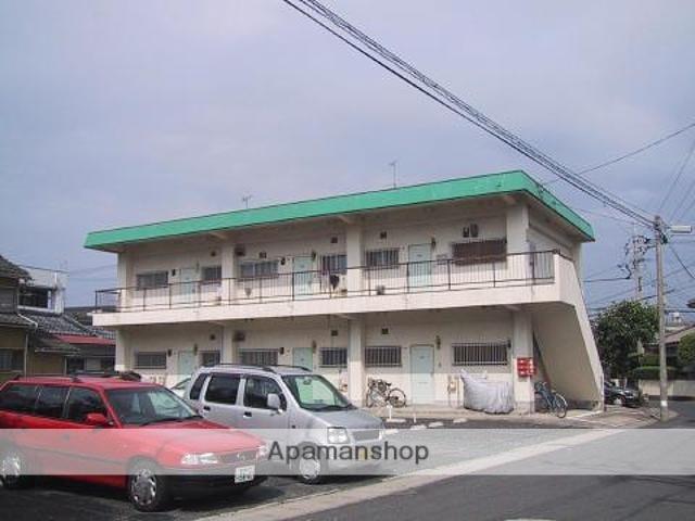 鹿児島県鹿児島市、鴨池駅徒歩5分の築36年 2階建の賃貸マンション