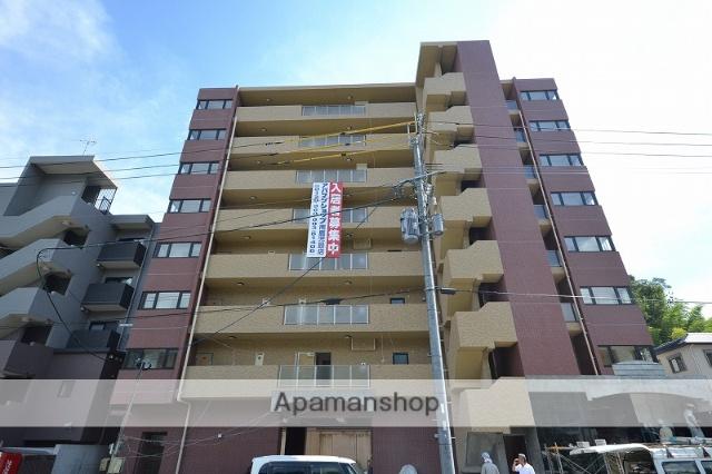 鹿児島県鹿児島市、広木駅徒歩38分の築2年 8階建の賃貸マンション
