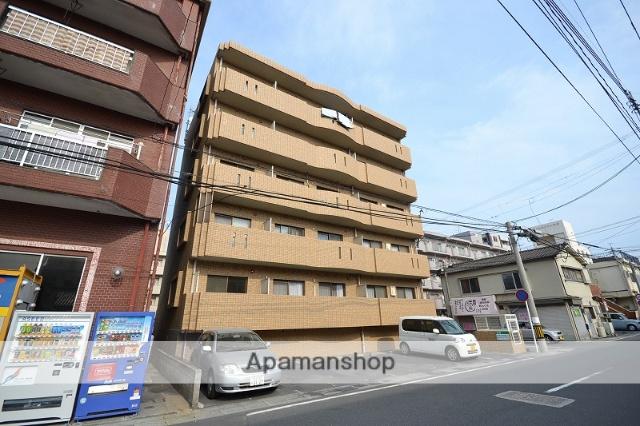 鹿児島県鹿児島市、上塩屋駅徒歩3分の築18年 5階建の賃貸マンション