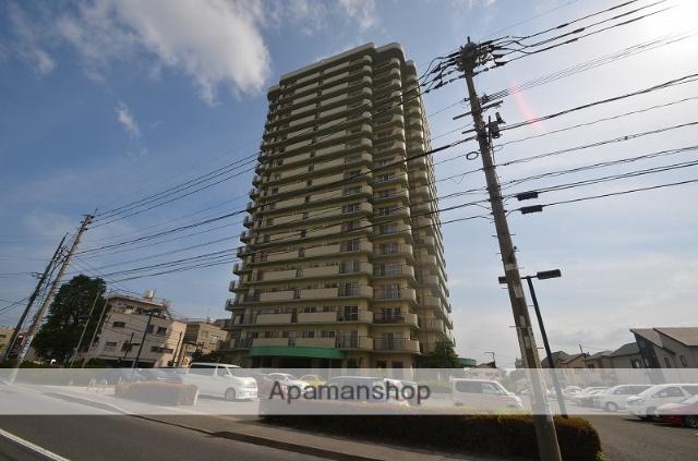 鹿児島県鹿児島市、武之橋駅徒歩9分の築26年 20階建の賃貸マンション