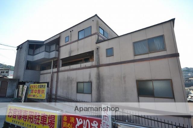 鹿児島県鹿児島市、広木駅徒歩27分の築15年 4階建の賃貸マンション