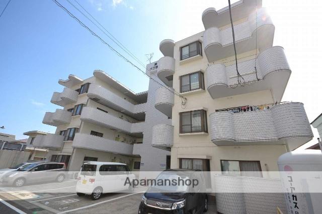 鹿児島県鹿児島市の築31年 4階建の賃貸アパート
