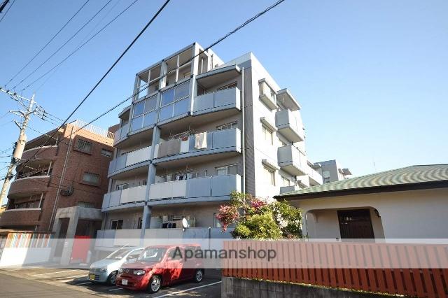 鹿児島県鹿児島市、宇宿駅徒歩4分の築27年 5階建の賃貸マンション