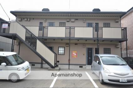 鹿児島県鹿児島市、宇宿駅徒歩24分の築21年 2階建の賃貸アパート