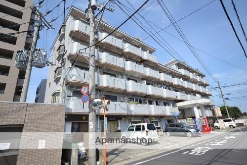 鹿児島県鹿児島市、谷山駅徒歩8分の築27年 5階建の賃貸マンション