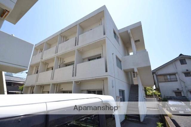 鹿児島県鹿児島市、笹貫駅徒歩3分の築32年 3階建の賃貸マンション