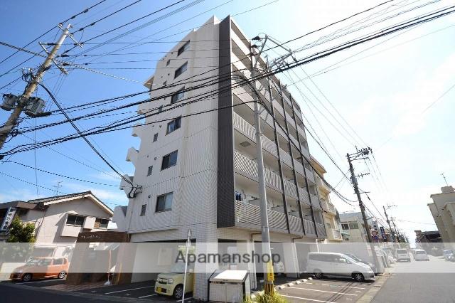 鹿児島県鹿児島市、南鹿児島駅徒歩14分の築5年 7階建の賃貸マンション