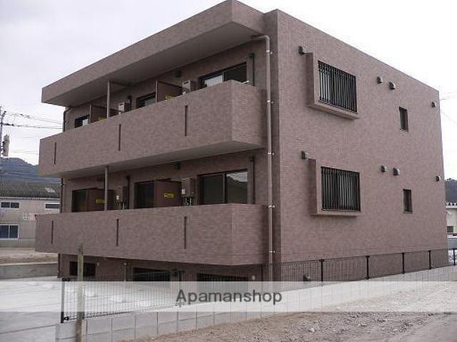 鹿児島県鹿児島市、谷山駅徒歩37分の築8年 2階建の賃貸マンション