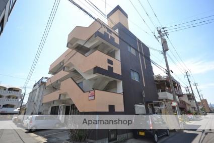 鹿児島県鹿児島市、宇宿駅徒歩4分の築48年 3階建の賃貸マンション