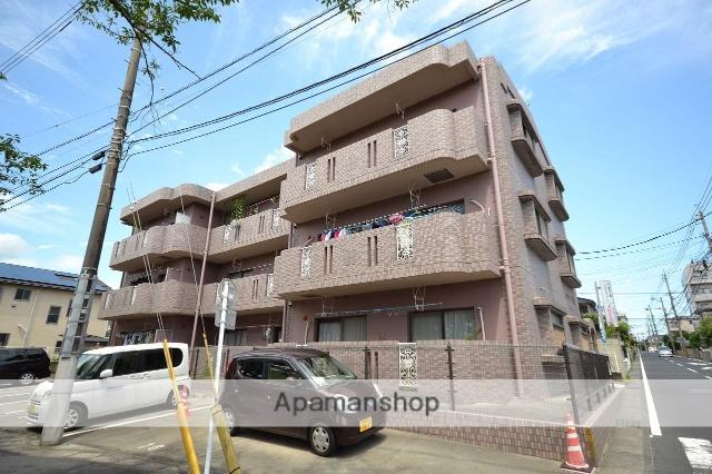 鹿児島県鹿児島市、二軒茶屋駅徒歩7分の築21年 3階建の賃貸マンション