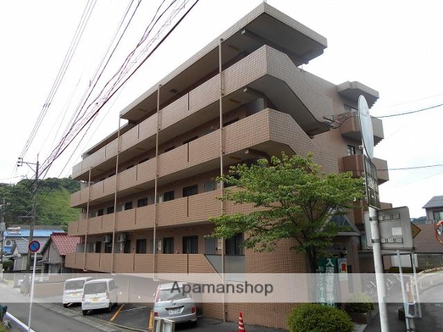 鹿児島県鹿児島市の築21年 4階建の賃貸マンション