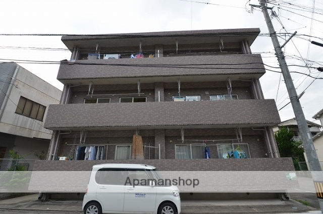鹿児島県鹿児島市、鹿児島中央駅徒歩51分の築13年 3階建の賃貸マンション