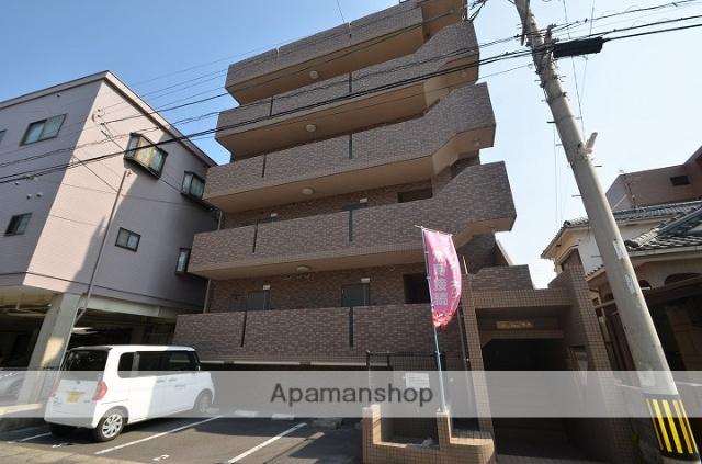 鹿児島県鹿児島市、鴨池駅徒歩6分の築12年 5階建の賃貸マンション