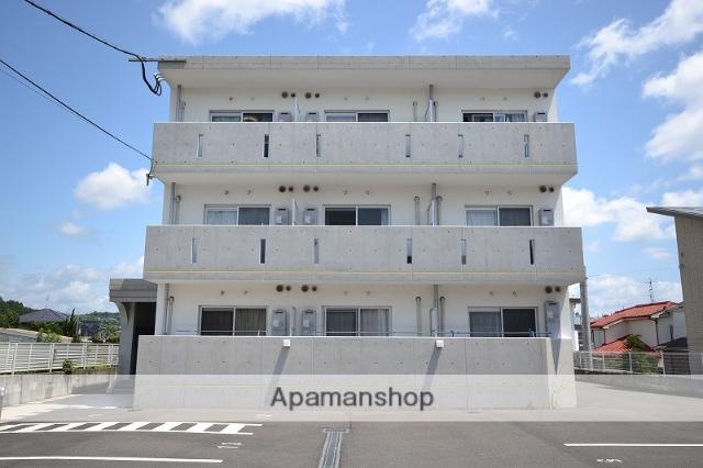 鹿児島県鹿児島市、坂之上駅徒歩21分の築5年 3階建の賃貸マンション