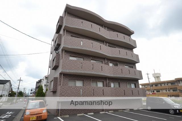 鹿児島県鹿児島市、郡元駅徒歩45分の築10年 4階建の賃貸マンション