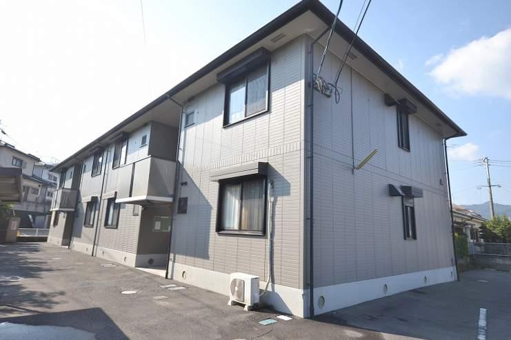 鹿児島県鹿児島市、谷山駅徒歩47分の築16年 2階建の賃貸アパート