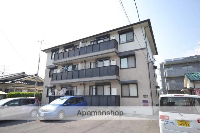 鹿児島県鹿児島市、谷山駅徒歩13分の築14年 2階建の賃貸アパート