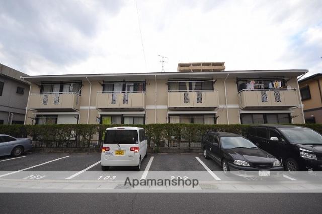 鹿児島県鹿児島市、宇宿駅徒歩7分の築28年 2階建の賃貸アパート