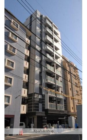 鹿児島県鹿児島市、都通駅徒歩5分の築2年 10階建の賃貸マンション