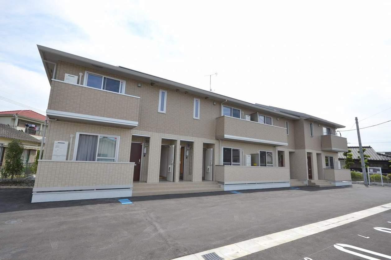 鹿児島県鹿児島市、谷山駅徒歩24分の築1年 2階建の賃貸アパート