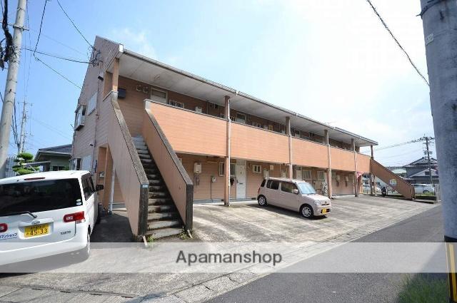 鹿児島県鹿児島市、谷山駅徒歩10分の築30年 2階建の賃貸アパート