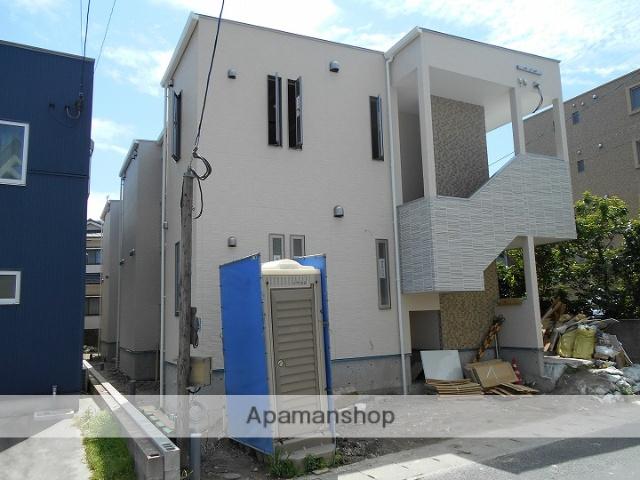 鹿児島県鹿児島市、涙橋駅徒歩7分の築1年 2階建の賃貸アパート