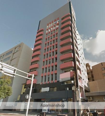 鹿児島県鹿児島市、甲東中学校前駅徒歩6分の築35年 11階建の賃貸マンション