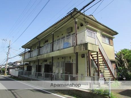 鹿児島県鹿児島市、坂之上駅徒歩19分の築31年 2階建の賃貸アパート