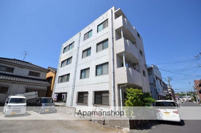 鹿児島県鹿児島市、南鹿児島駅徒歩13分の築30年 4階建の賃貸マンション