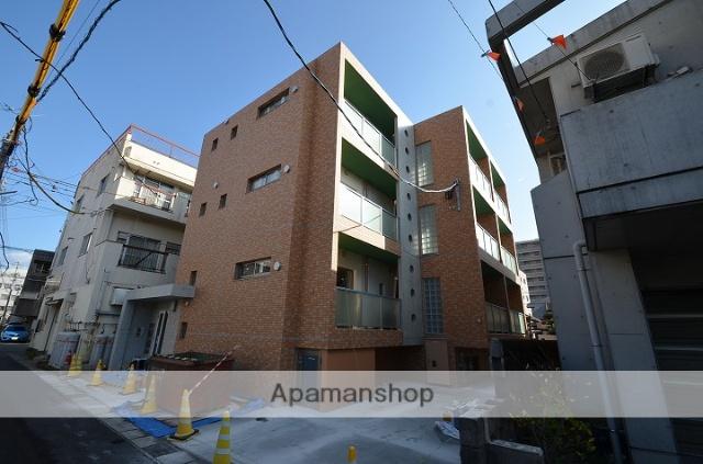 鹿児島県鹿児島市、二中通駅徒歩9分の新築 3階建の賃貸マンション