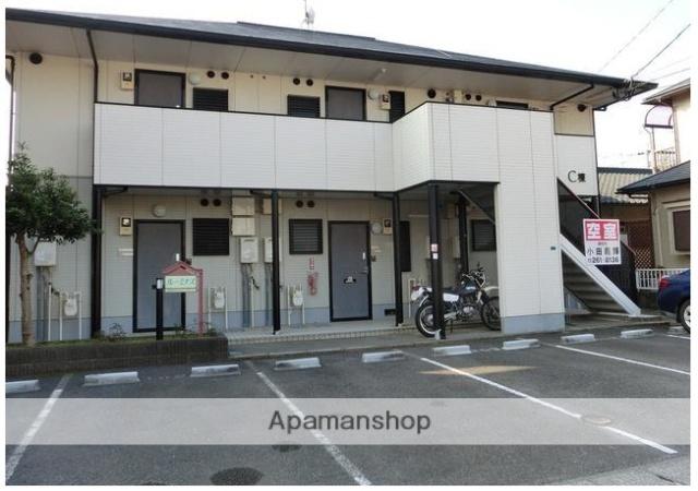 鹿児島県鹿児島市、谷山駅徒歩16分の築20年 2階建の賃貸アパート